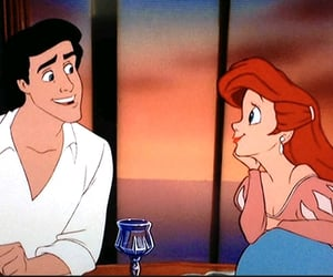 animation, disney, and disney princess image