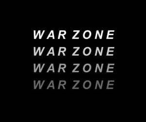 black, text, and war zone image