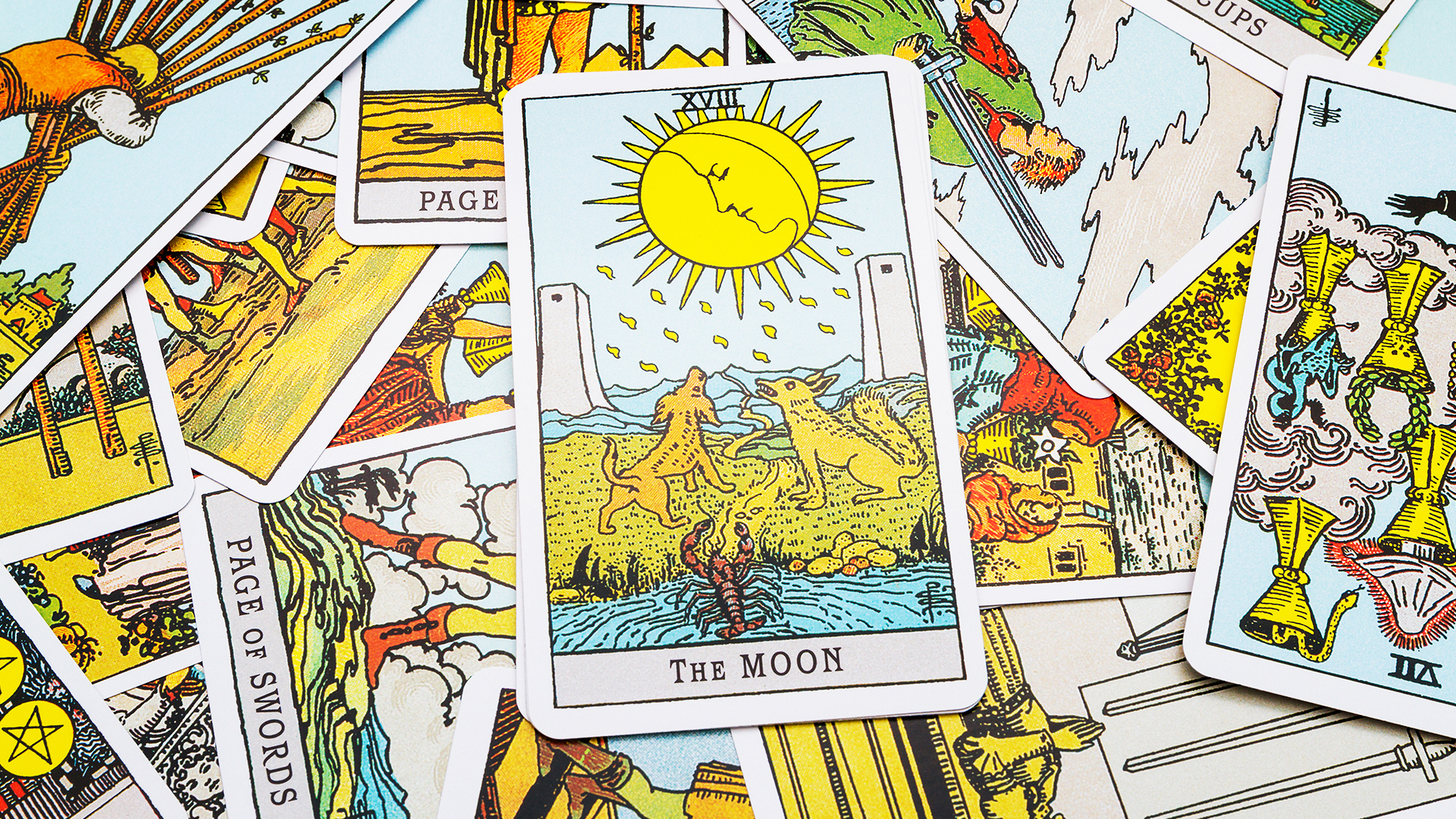 article, minor arcana, and articles image