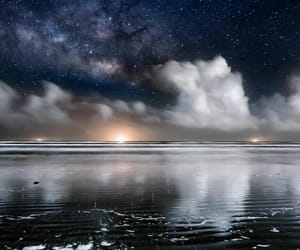 clouds, nights, and nature image