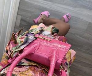 bag, fashion, and jacquemus image