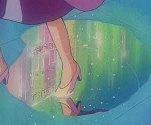 80s, retro anime, and aesthetic image