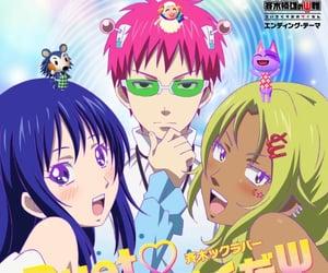 saiki k and anime image