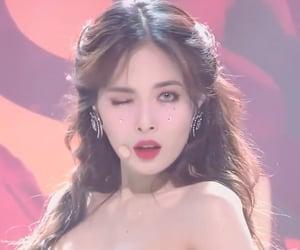 kpop, singer, and hyuna image
