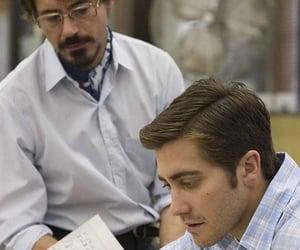 jake gyllenhaal, rdj, and robert downey jr image