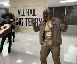 nypd, terry jeffords, and series image