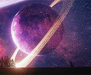gif, pastel stars, and bts world image