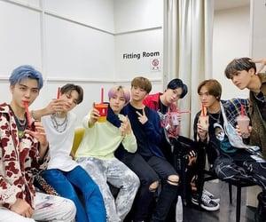 k-pop, 엔시티 드림, and ridin' image