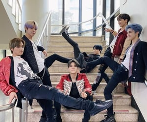 k-pop, ridin', and nct image