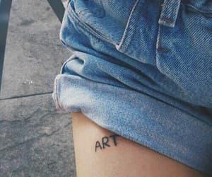 art, pocket, and short image