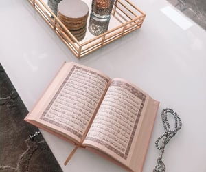 book, islam, and prayer image