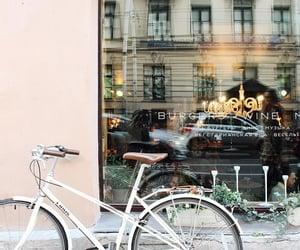 bike, photography, and bicycle image