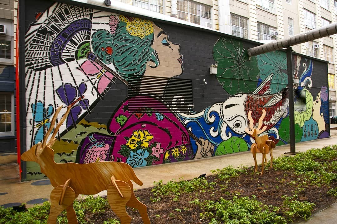 Brooklyn, article, and mural image