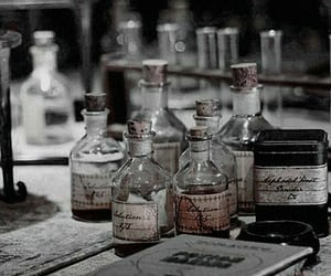 harry potter, potion, and aesthetic image
