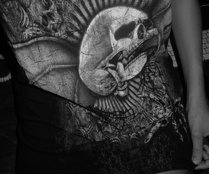 a7x, collant, and tshirt image