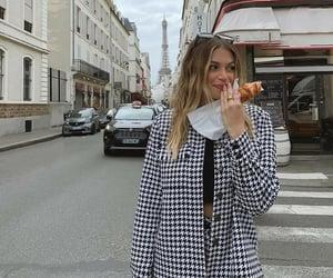 fashion, paris, and city image