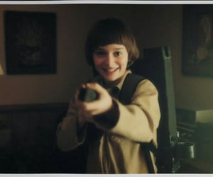 stranger things, will byers, and noah schnapp image