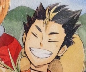haikyuu and nishinoya image