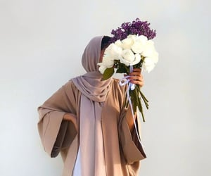 aesthetic, arabic, and fashion image