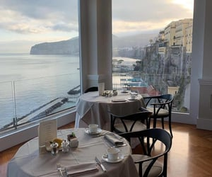 view, restaurant, and travel image