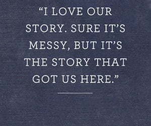 quotes, love, and story image