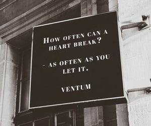 quotes, heart break, and sad image