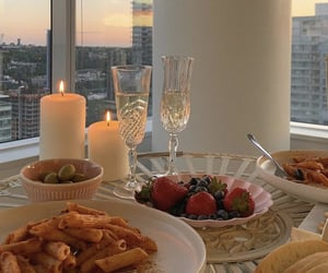 aesthetic, food, and view image