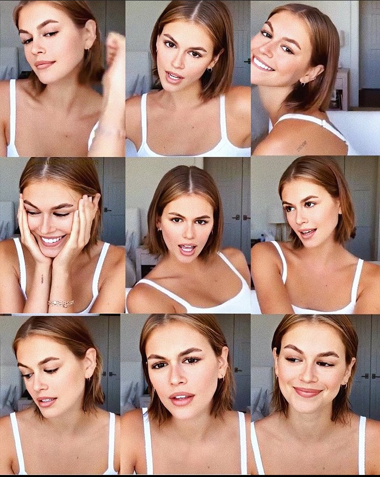 beauty, cindy crawford, and Collage image