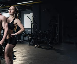 how to get fit, how to get fit fast, and fitness supplements image