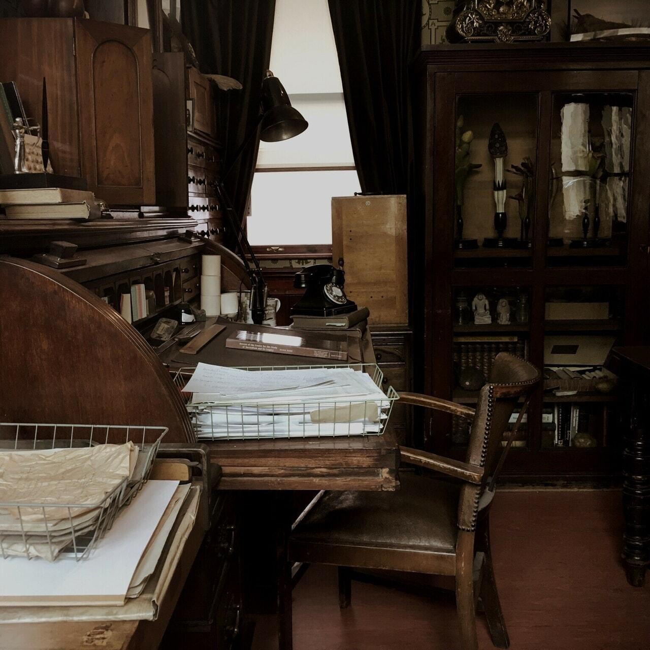 aesthetic, dark academia, and study image