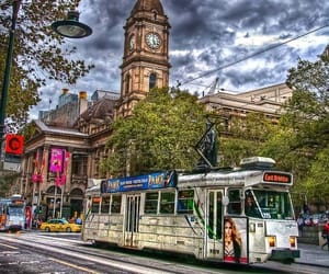 australia and melbourne image