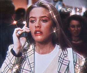 aesthetic, alicia silverstone, and Clueless image