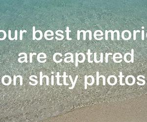 text and memories image