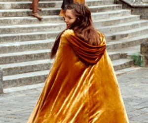clothing, holliday grainger, and cloak image