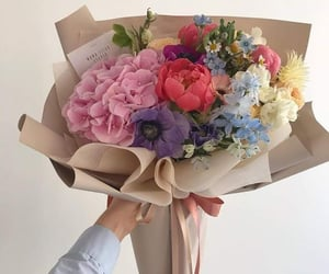 Detalles, flor, and flores image