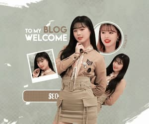 cube, seo, and soojin image