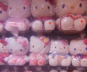 aesthetic, hello kitty, and cute image