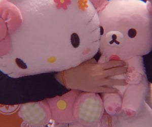 hello kitty, aesthetic, and sanrio image