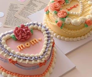cake, mom, and cute image