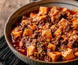 chilli, chinese food, and spicy image