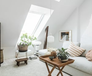 apartment, article, and attic image