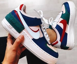 nike, air force 1, and shoes image