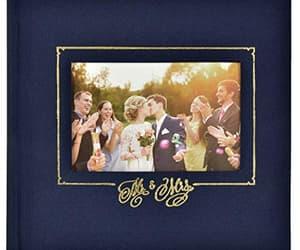 album, photo album, and wedding image
