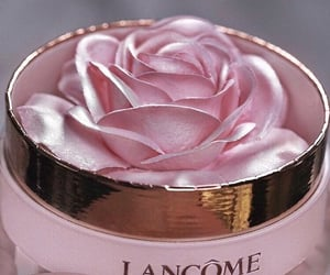 lancome, pink, and rose image
