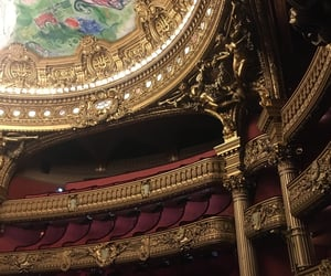 art, ballet, and ceiling image