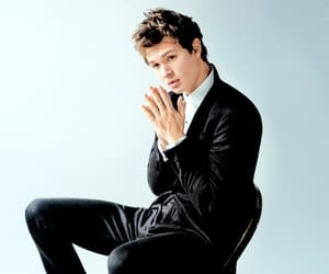 celebrities, sexy, and ansel elgort image