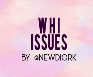 article, whi writers, and issues image