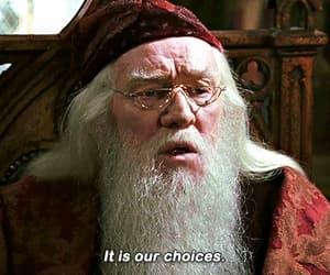 albus dumbledore, movie, and gif image