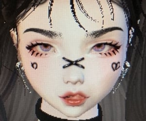 aesthetic, icon, and imvu image
