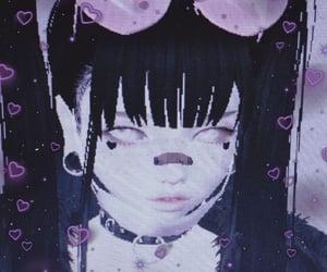 goth, imvu, and theme image